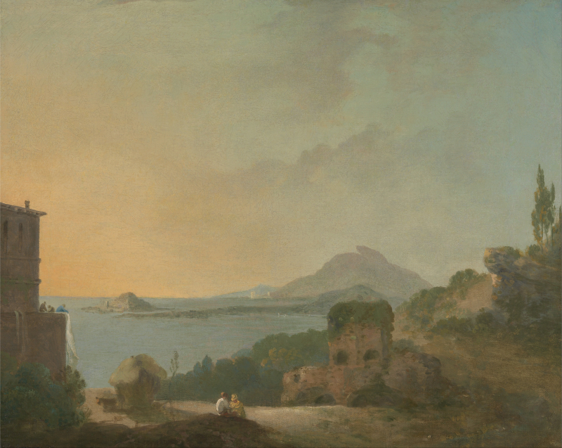 Richard_Wilson_-_Cicero's_Villa_and_the_Gulf_of_Pozzuoli_-_Google_Art_Project