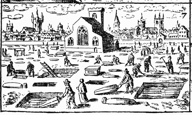 Nine_images_of_the_plague_in_London _17th_century_Wellcome_L0016640_(cropped)_7